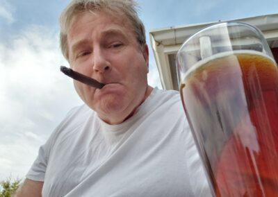 david cigar beer